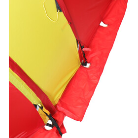 Helsport Patagonia 3 Tent, red/yellow